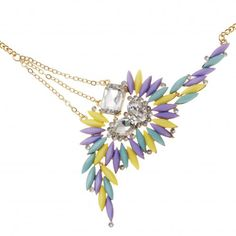Bela Cruz Statement Necklace