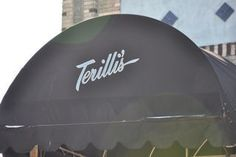Terilli's is a Dallas icon and a must to eat at!