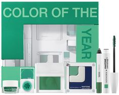 SEPHORA + PANTONE Lanciano Color of the Year 2013, Emerald Capsule Collection - http://www.tentazionemakeup.it/2013/01/sephora-pantone-universe-lanciano-color-of-the-year-2013-emerald-capsule-collection/ #pantone #sephora #makeup #newcollection