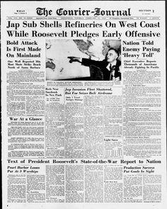 Tue, Feb 24, 1942.