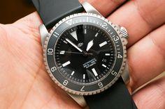 Mk II Fulcrum Watch Review