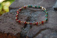 San Juan Capistrano Bracelet by TheseJoyfulAches on Etsy