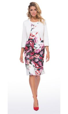 a551fae70c7 Michaela Louisa 8406 8413 Pink Cream Jacket, Dress Shapes, Cruise Wear,  Groom Outfit