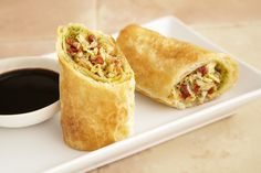 Pepperidge Farm® Puff Pastry: Mediterranean Spring Rolls