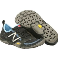 New Balance minimus trail shoe, absolutely great!