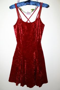 I NEED TO FIND. Sigh... I've been looking for a little red velvet dress for so…