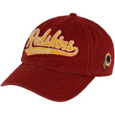 '47 Brand Washington Redskins Womens Whiplash Adjustable Hat - Burgundy