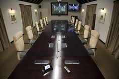 Video Conference and Control System Setup