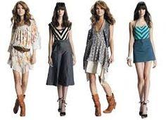 moda de los 70 vestidos - Buscar con Google