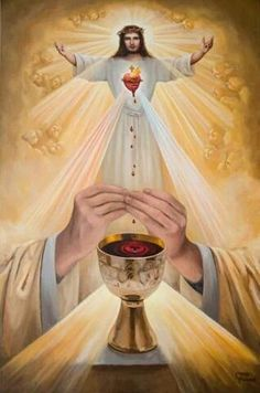 DIY Diamond Embroidery Religious Jesus w. Jesus Christ Images, Jesus Art, Catholic Pictures, Jesus Pictures, Jesus E Maria, Divine Mercy, Catholic Art, Cross Paintings, Blessed Mother