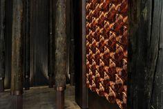 Beijing news days - Moire copper flower