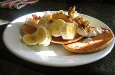 Healthy Recipe: Whole Wheat-Cinnamon Pancakes