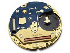Serial numbers laser marked on clockwork | Trotec Laser systems