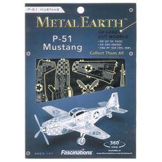 Mustang Metal Earth® Model