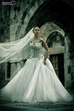 Antoine El Kareh 2014 Spring Bridal Collection