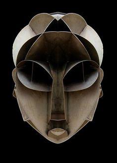 LOXODROME Sculpture by Naum Gabo, 1916