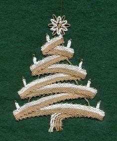 7 x 9 cm Irish Crochet, Crochet Lace, Lacemaking, Lace Heart, Lace Jewelry, Bobbin Lace, Christmas And New Year, Lace Detail, Tatting