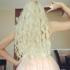Samantha's hair ( aka piinksparkles )