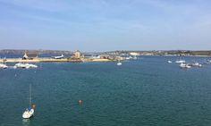 Hotel de France in Camaret-sur-Mer, France #hotel #seaview #brittany