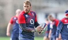 Chris Robshaw admits he thought his England career was over after Rugby World Cup failure