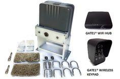 Gate1® GA2000 WIFI and Wireless keypad Kit Wifi, Gate, Portal