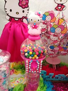Hello Kitty Birthday Ideas