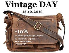 73f8df2209dbf Vintage DAY tylko dziś 13.10.2015 wtorek, możesz zrobić zakupy z 10 %  rabatem