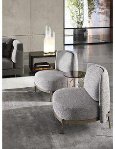 Minotti Tape fauteuil Salone Mobile Milano