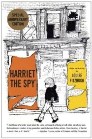 A new 50th Anniversary Edition of Harriet the Spy is a must!