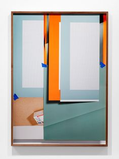 "<p>Los Angeles-based artist John Houck, currently on view in ""Ocean of Images: New Photography 2015"", a group show at the Moma, has a unique process of archiving artifacts from his youth.T"