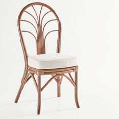 South Sea Rattan New Kauai Side Chair
