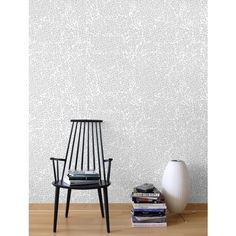 Oh Joy! For Hygge & West -A Stone's Throw Away Wallpaper - White & Gray - Wallpaper - Wall Art - Category