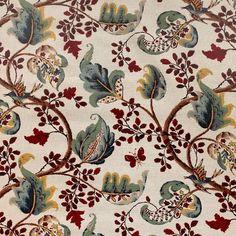 Martha's Furnishing Fabrics, Auckland (Autumnal Crunch)