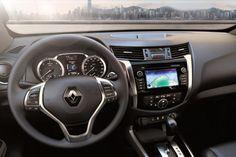 Renault Alaskan 2016 - interior