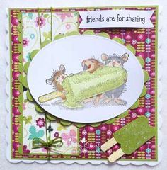 """""""Summer fun """" by Christine Craig on House-Mouse Designs®"""