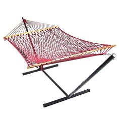Awesome Spreader Bar Hammock Stand