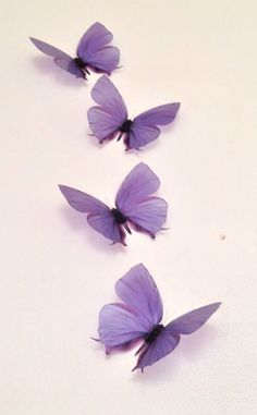 #Accessories #Art #Butterflies #Butterfly #eBay #Flight #Lavender #Lilac #Mounted #Wall