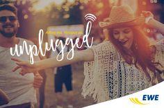 Gewinne mit EWE Festival-Tickets, surfe vor Ort for free & sicher dir die Chance auf ein  Smartphone! https://www.dein-festivalhotspot.de
