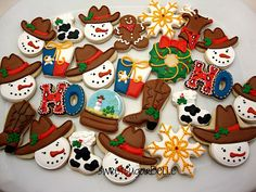 need to make texas cookies to send to new jersey