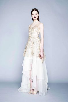 Dress for Aredhel - Marchesa Notte