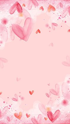 love backgrounds Pink love background simple and lovely fresh Heart Wallpaper, Cellphone Wallpaper, Vera Bradley Iphone Wallpaper, Love Pink Wallpaper, Black Wallpaper, Watercolor Card, Love Backgrounds, Pink Background Wallpapers, Wall Paper Phone