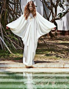 """My Angel"" Tanya Katysheva and Anna Boyar for Marie Claire Russia May 2015"
