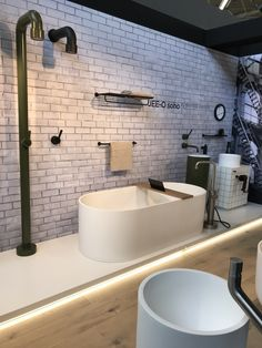 Badkamer van JEE-O   Blog Highlights van de vtwonen & designbeurs 2017  #wonen #woonaccessoires #interieur #interieurtips #interieurstyling #interior #style #home #interiorstyling #design