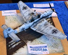 The Modelling News: Telford IPMS Scale Model World 2012 Pt.IV – Competition Aircraft