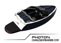 The Photon concept created by CharlesBombardier.com
