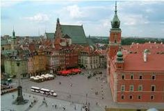 Warsaw's Castle Square is a historic square in front of the Royal Castle – the official residence of Polish monarchs – located in Warsaw, Poland. It is a popular meeting place for tourists and locals.
