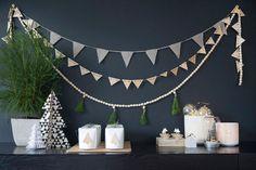 petitecandela: BLOG DE DECORACIÓN, DIY, DISEÑO Y MUCHAS VELAS: Una mesa muy nórdica para las cenas de Navidad