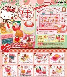 Sumikko Gurashi Re-Ment Cake Eraser Collection Penguin Matcha Tart Mini Figures