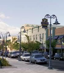 Downtown Medford, Oregon. ....The area around Medford is the warmest part of the state in the summer, but it is generally cooler than the Willamette Valley in the winter albeit with less rain.