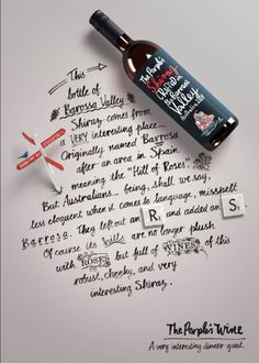best wine advertising campaigns - Google Search